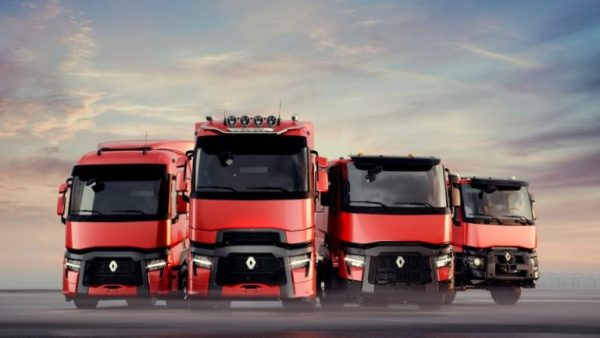 nuove gamme renault trucks