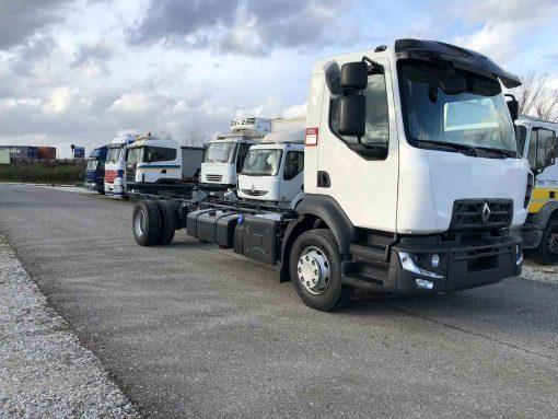Renault Truck D foto 3/4 fronale