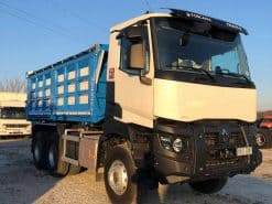 Renault Truck K 520 p6x4 foto 3/4