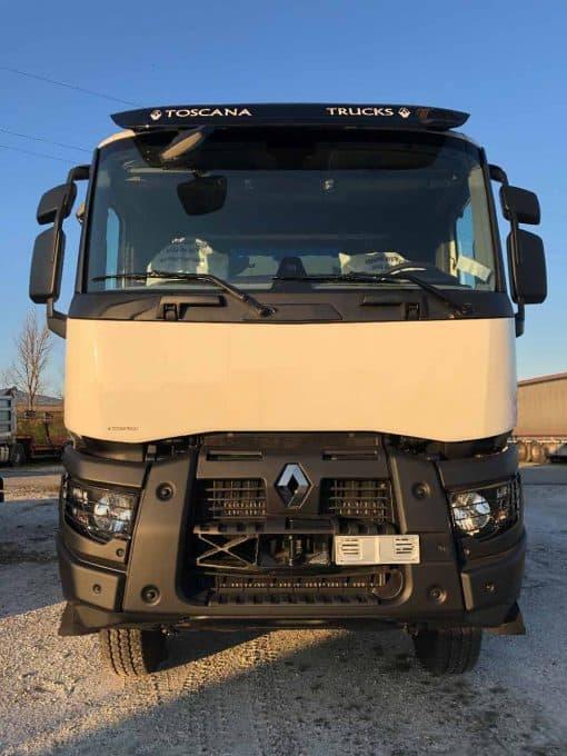Renault Truck K 520 p6x4 foto frontale