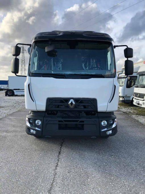 Renault Truck D anteriore
