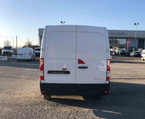 Renault Truck Master Red Edition posteriore portellone chiuso
