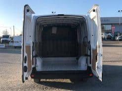 Renault Truck Master Red Edition portellone posteriore