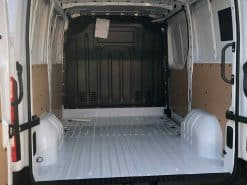 Renault Truck Red Edition interno cassone