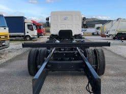 Renault Truck D foto posteriore