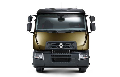 Renault Truck D foto frontale