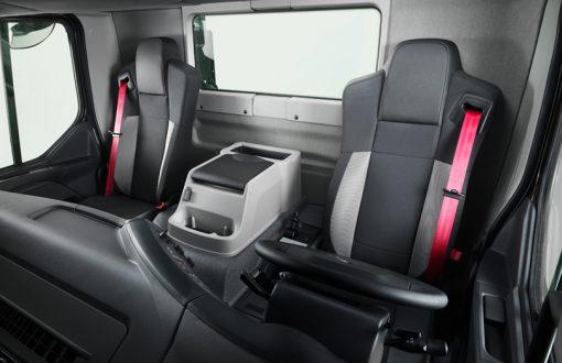Renault Truck C sedili