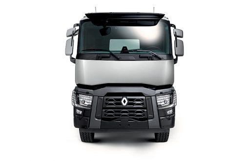 Renault Truck C foto anteriore