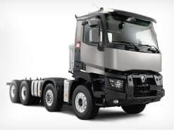 Renault Truck C p 8x2